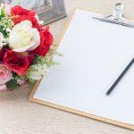 Os preparativos do casamento